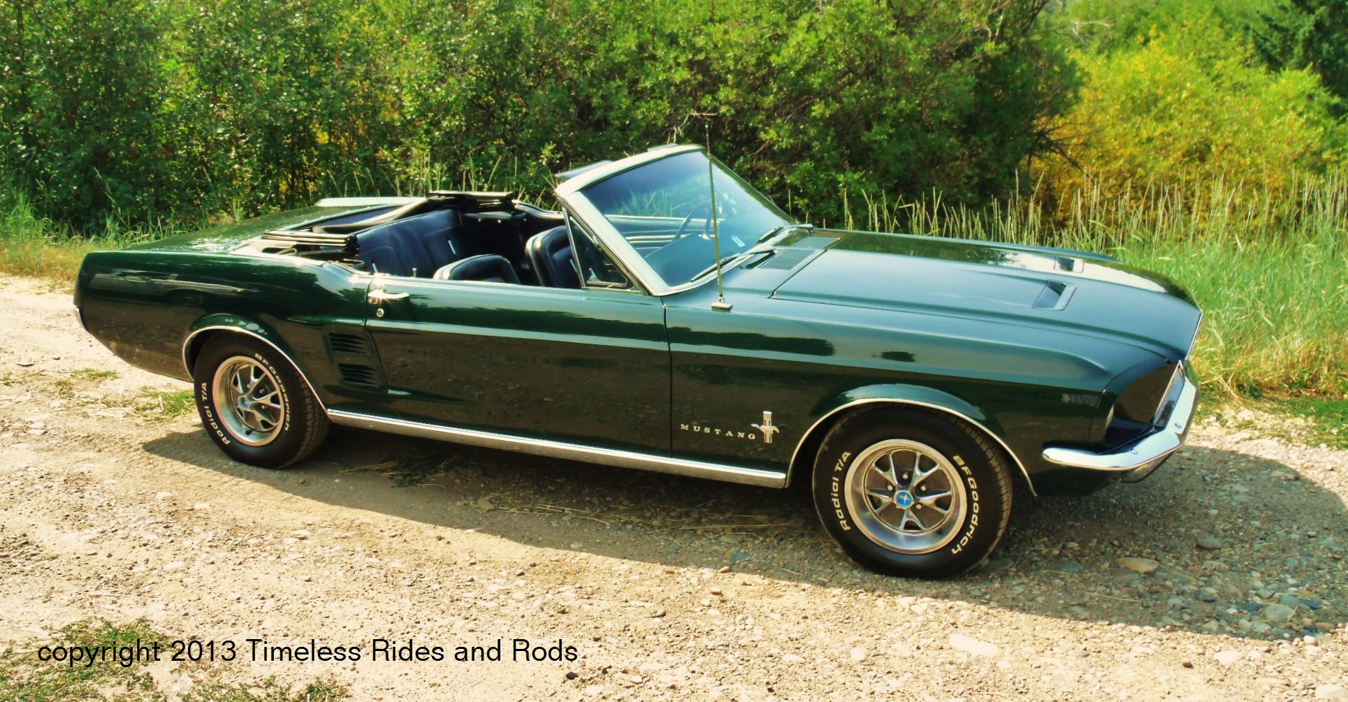 1967 Mustang Convertible Is Completed Timeless Rides